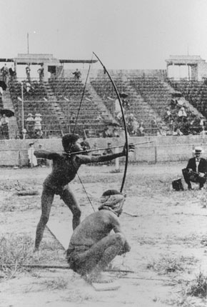 Archery_on_Antropology_days_during_1904_Summer_Olympics