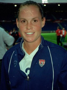 Christie Pearce-Rampone
